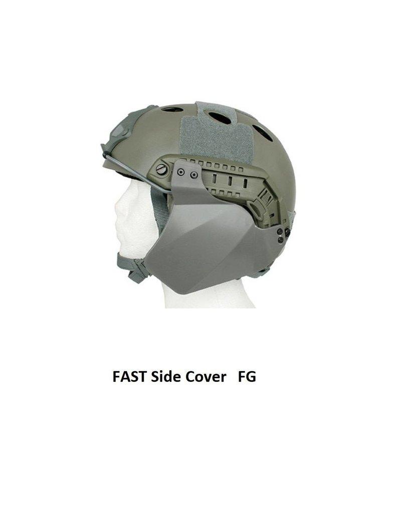 FMA FAST helmet side cover