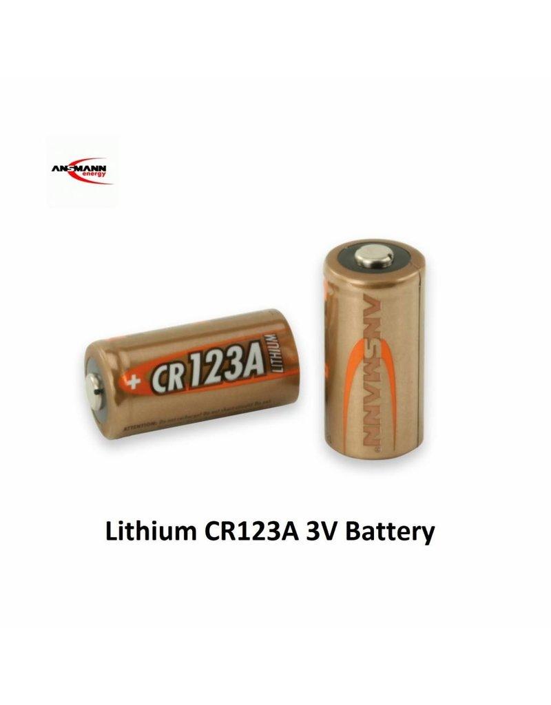 Ansmann Lithium CR123A 3V Battery