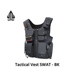 UTG Tactical Vest SWAT - BK