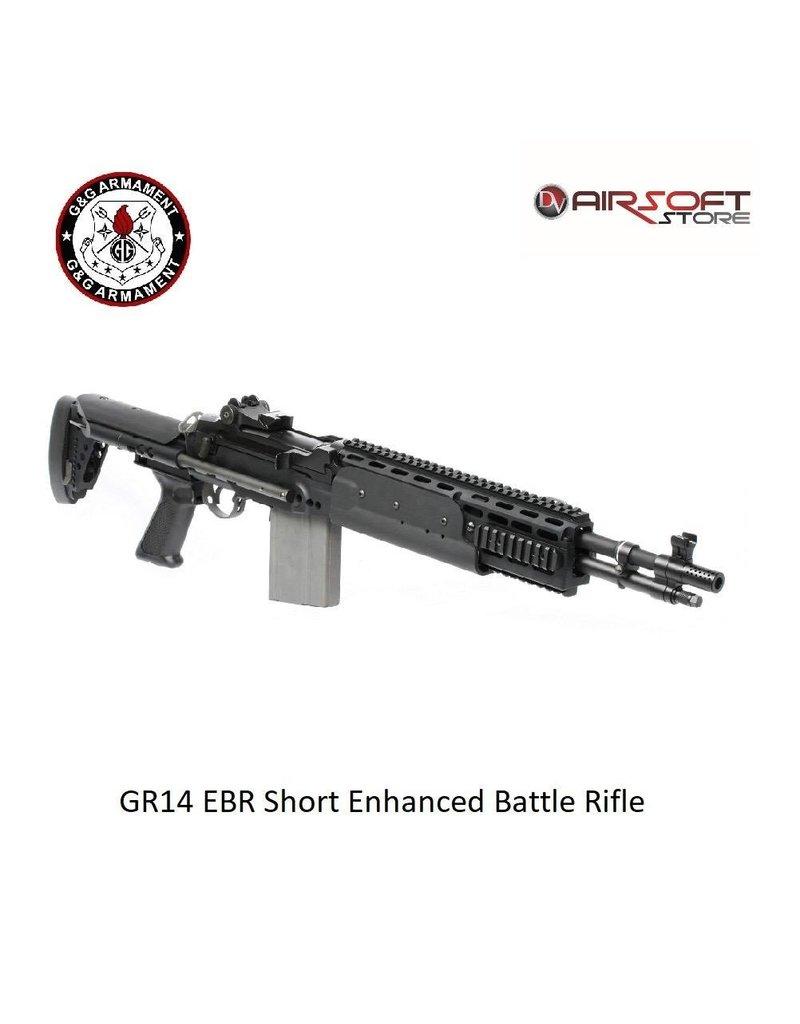 G&G GR14 EBR Short Enhanced Battle Rifle
