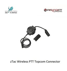 Z-Tactical zTac Wireless PTT Topcom Connector