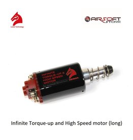 Lonex Infinite Torque-up and High Speed motor (long)