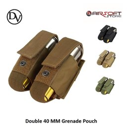 Delta Victor Double 40 mm grenade pouch 2