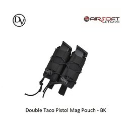 Delta Victor Double Taco Pistol Mag Pouch
