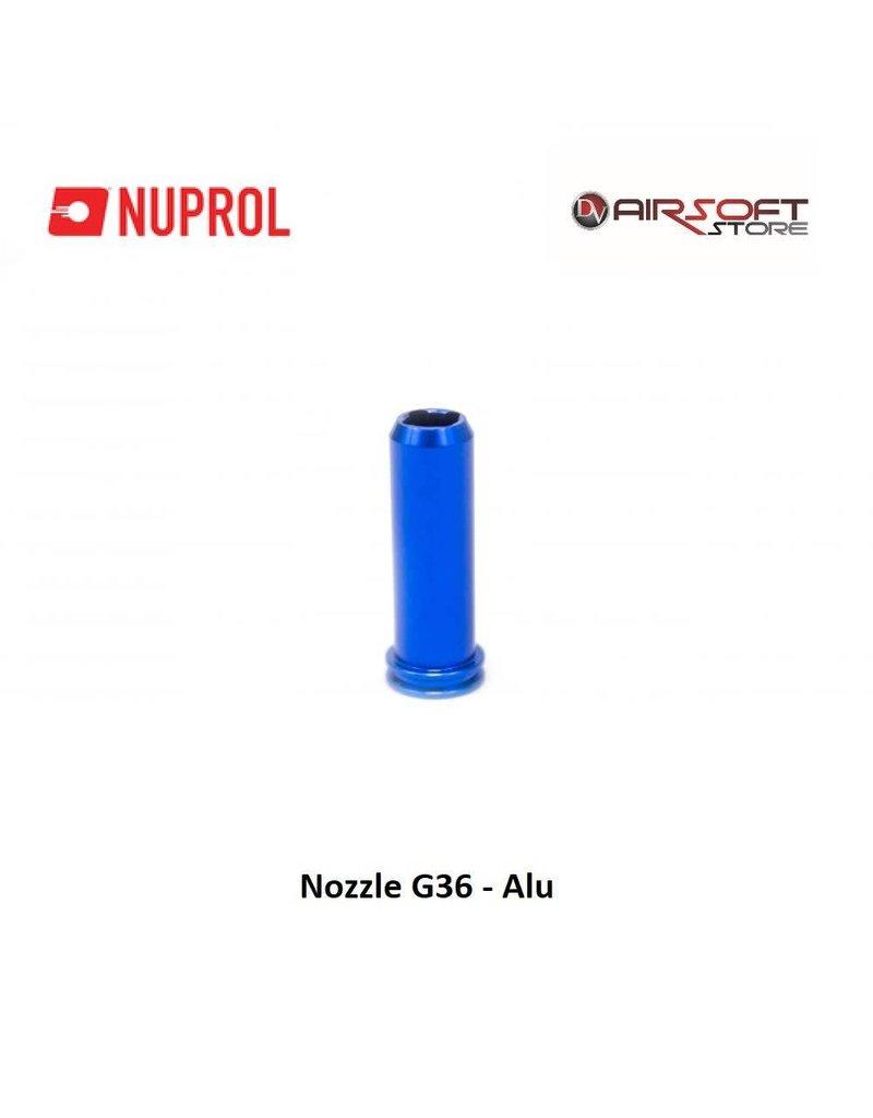 NUPROL G36 Nozzle - Alu
