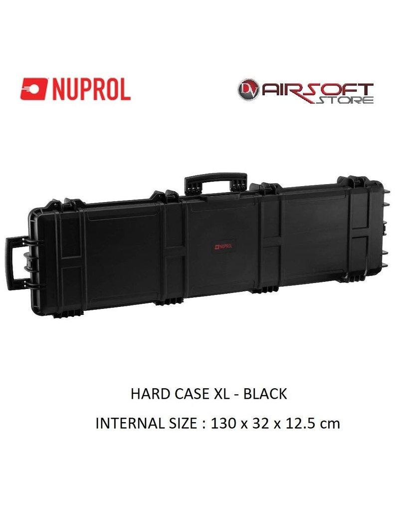 NUPROL HARD CASE XL - BLACK