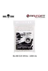 Duel Code Bio BB 0.45 White - 1000 rds