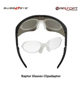 SwissEye Raptor Glasses Clipadaptor