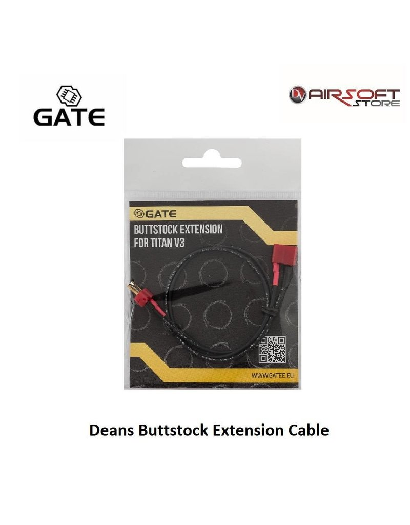 Gate Deans Buttstock Extension Cable