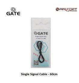 Gate Einsignalkabel - 60cm