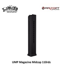 Union Fire UMP Magazine Midcap 110rds
