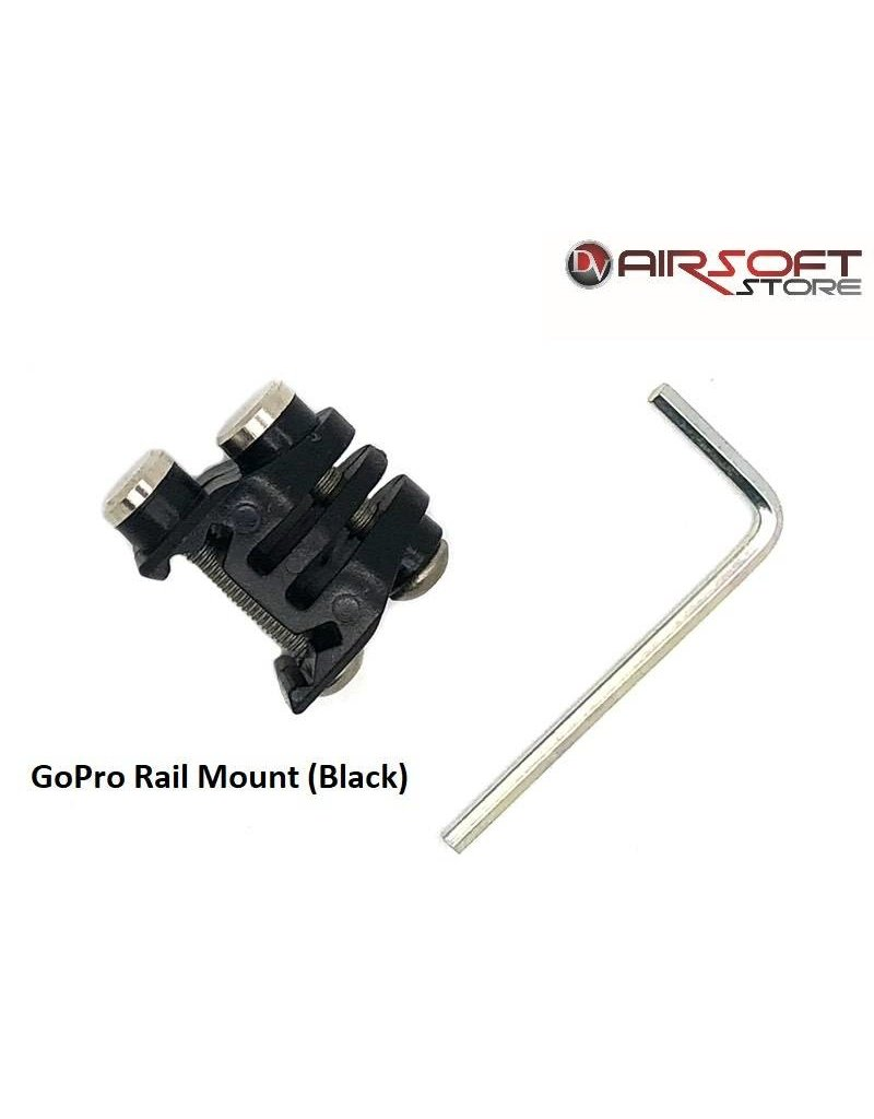 GoPro Rail Mount (Black)