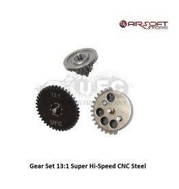 Union Fire Gear Set 13:1 Super Hi-Speed CNC Steel