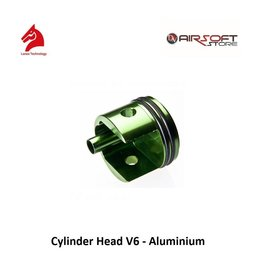 Lonex Cylinder Head V6 - Aluminium