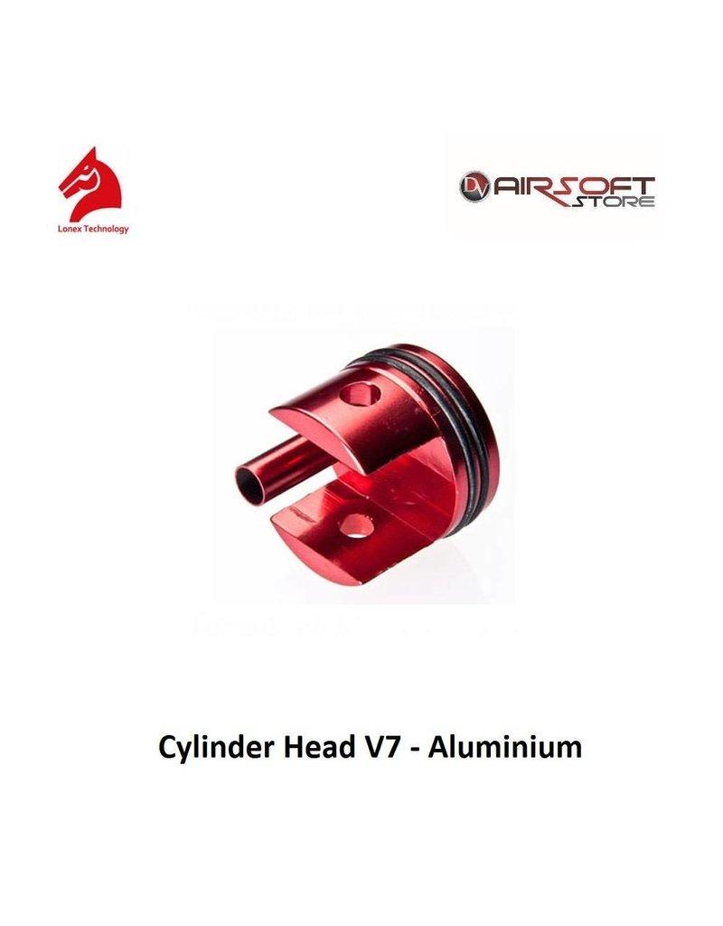 Lonex Cylinder Head V7 - Aluminium