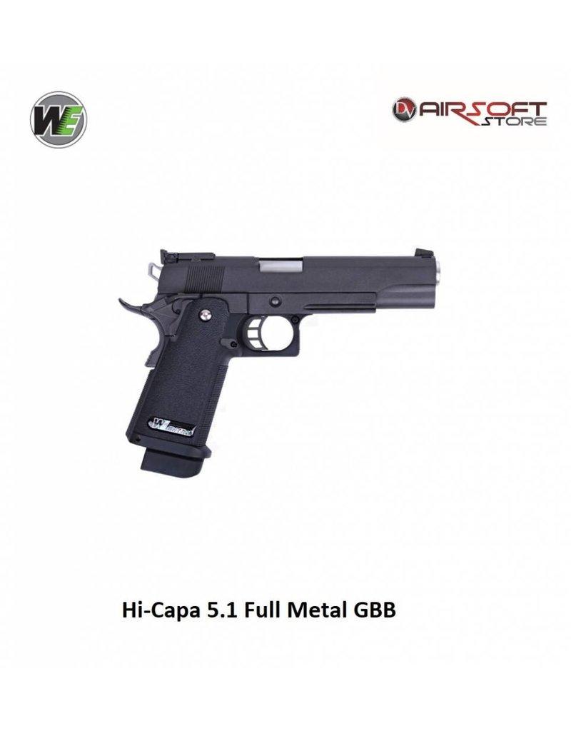 WE Hi-Capa 5.1 R Full Metal GBB