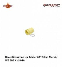 Maple Leaf Decepticons Hop Up Rubber 60 degrees Tokyo Marui / WE GBB / VSR-10