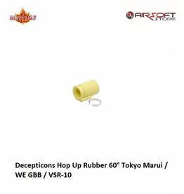 Maple Leaf Decepticons Hop Up Rubber 60° Tokyo Marui / WE GBB / VSR-10