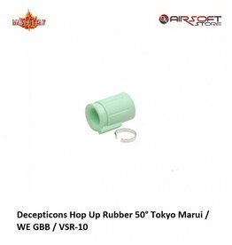 Maple Leaf Decepticons Hop Up Rubber 50 degrees Tokyo Marui / WE GBB / VSR-10