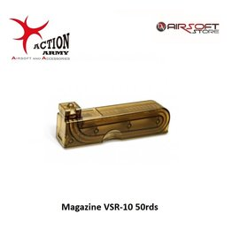 Action Army Magazine VSR-10 50rds