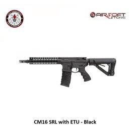 G&G CM16 SRL with ETU - Black