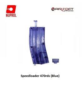 NUPROL Speedloader 470rds (Blue)