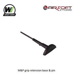 WE M&P grip retension base & pin