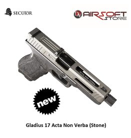 Secutor Gladius 17 Acta Non Verba (Stone)