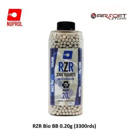 NUPROL RZR Bio BB 0.20g (3300rds)