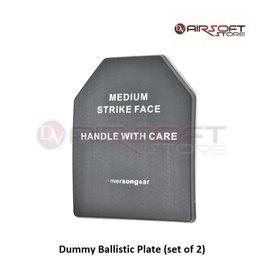 EMERSON Dummy Ballistic Plate (set of 2)
