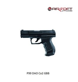 Walther P99 DAO Co2 GBB