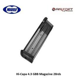 Tokyo Marui Hi-Capa 4.3 GBB Magazine 28rds