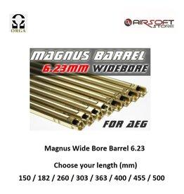 Orga Magnus Wide Bore Barrel 6.23 for AEG