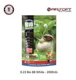 G&G 0.23 Bio BB White - 2000rds