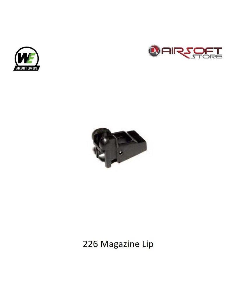 WE 226 Magazine Lip