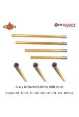 Maple Leaf Crazy Jet Barrel 6.04 for GBB pistol