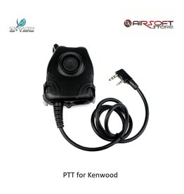 Z-Tactical PTT for Kenwood