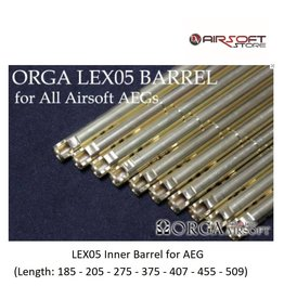 Orga LEX05 Inner Barrel for AEG
