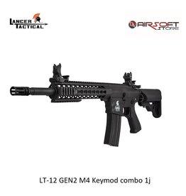 Lancer Tactical LT-12 GEN2 M4 Keymod combo 1j