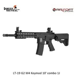 Lancer Tactical LT-19 G2 M4 Keymod 10' combo 1J