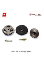 NUPROL Gear Set 16:1 High Speed