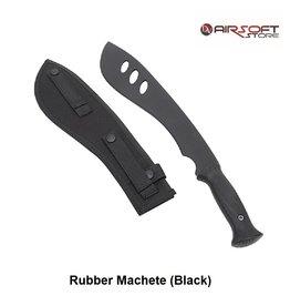 Rubber Machete (Black)