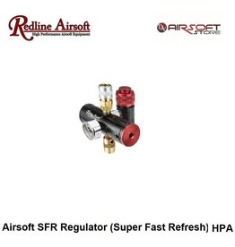 Redline Airsoft SFR Regulator (Super Fast Refresh) HPA