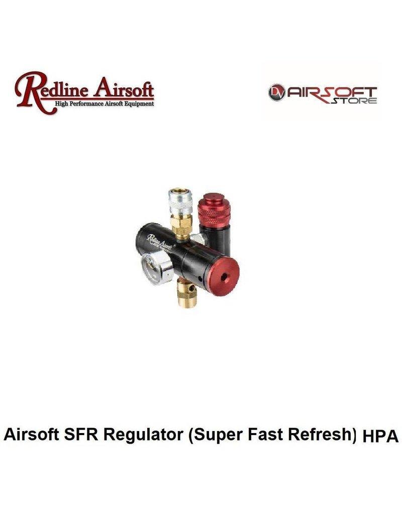 Redline Airsoft SFR Regulator (Super Fast Refresh) HPA