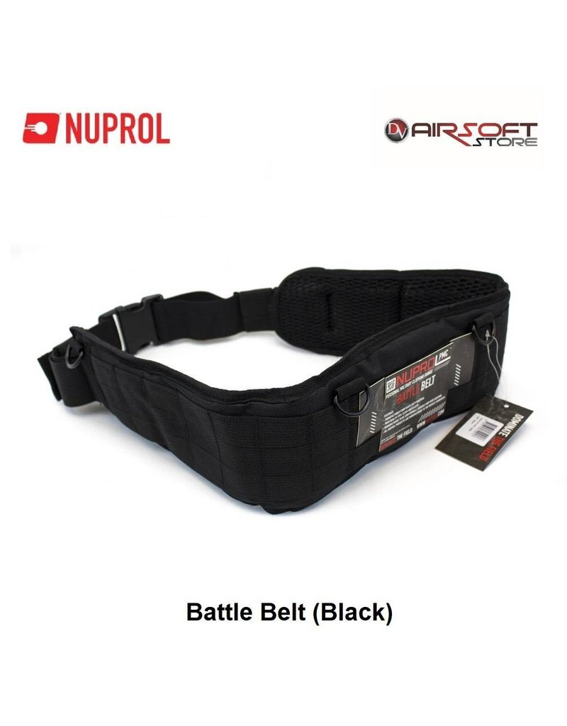 NUPROL Battle Belt (Black)