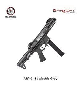 G&G ARP 9 - Battleship Grey