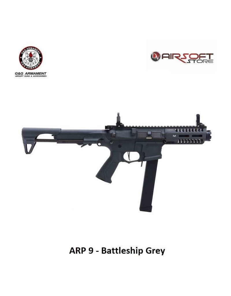 G&G ARP 9 - Battleship Grey
