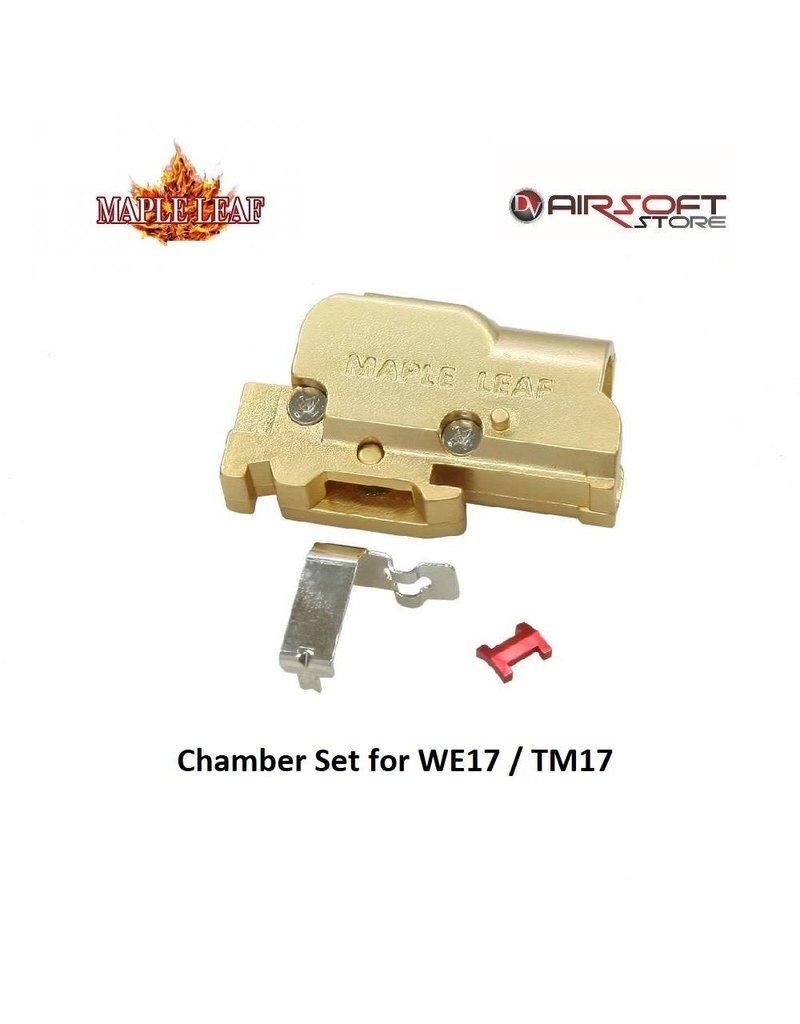 Maple Leaf Chamber Set for WE17 / TM17