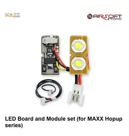 Maxx Model LED Board and Module set (for MAXX Hopup series)