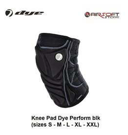 DYE PRECISION Knee Pad Dye Perform blk